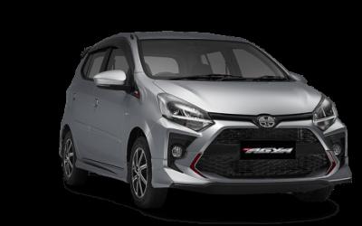 Toyota Agya Medan Car Rental