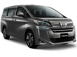 Toyota Alphard Medan Car Rental