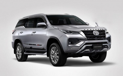 Toyota Fortuner Medan Car Rental