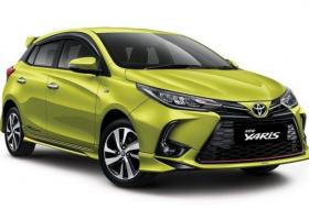 Toyota Yaris Medan Car Rental